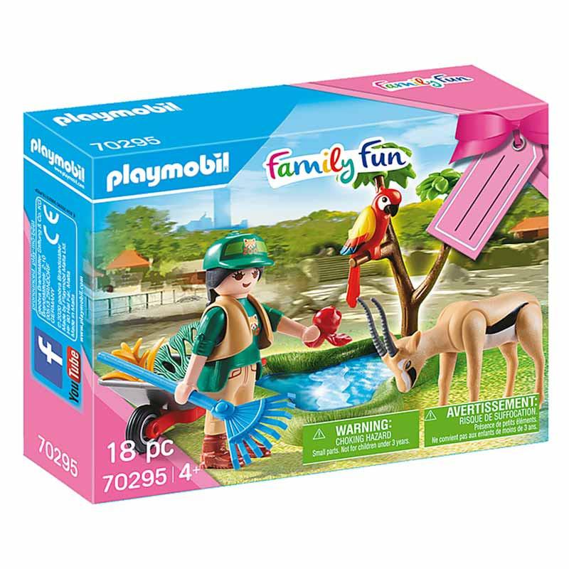 Playmobil Set do Jardim Zoológico