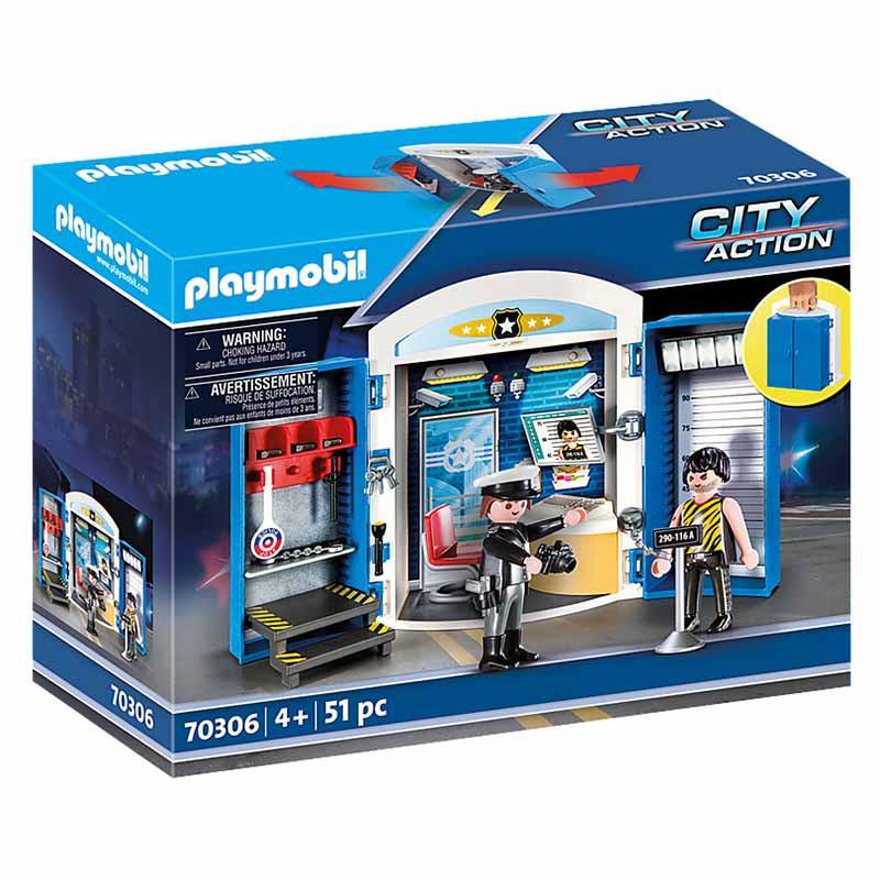 Playmobil Cofre Polícia