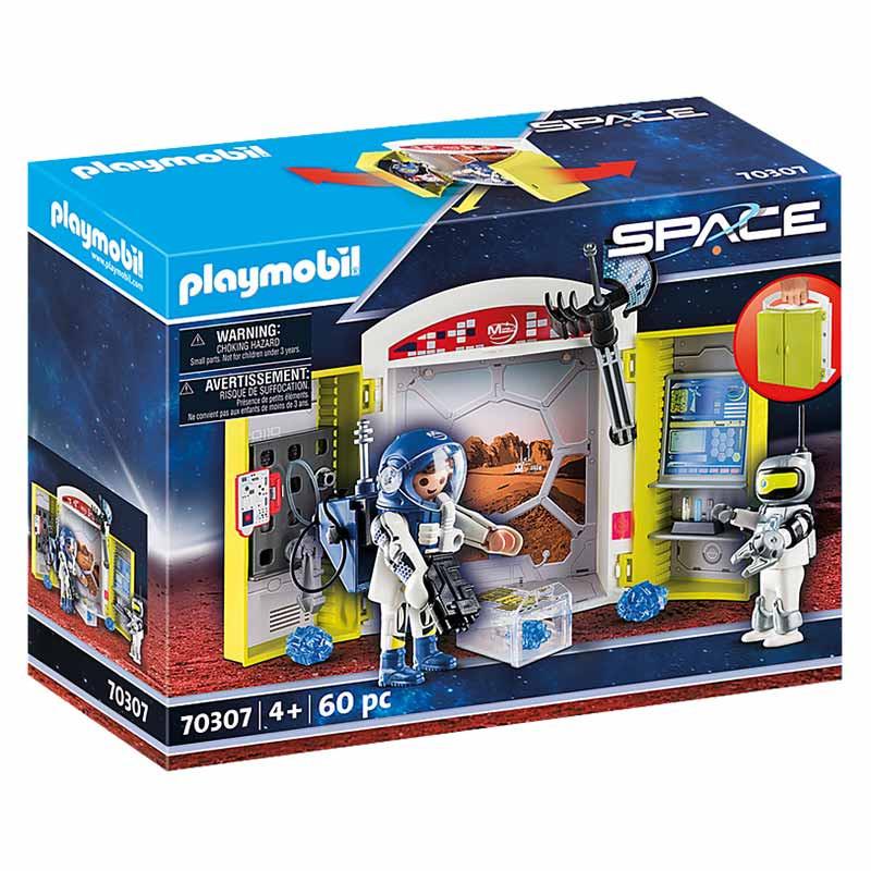 Playmobil Cofre Missão a Marte