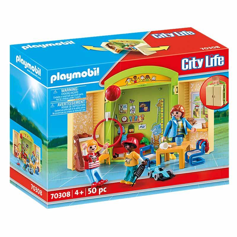 Playmobil Cofre Infantário