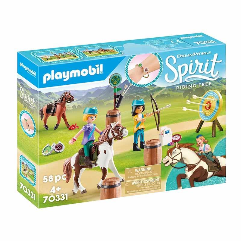Playmobil Spirit Aventura ao Ar Livre