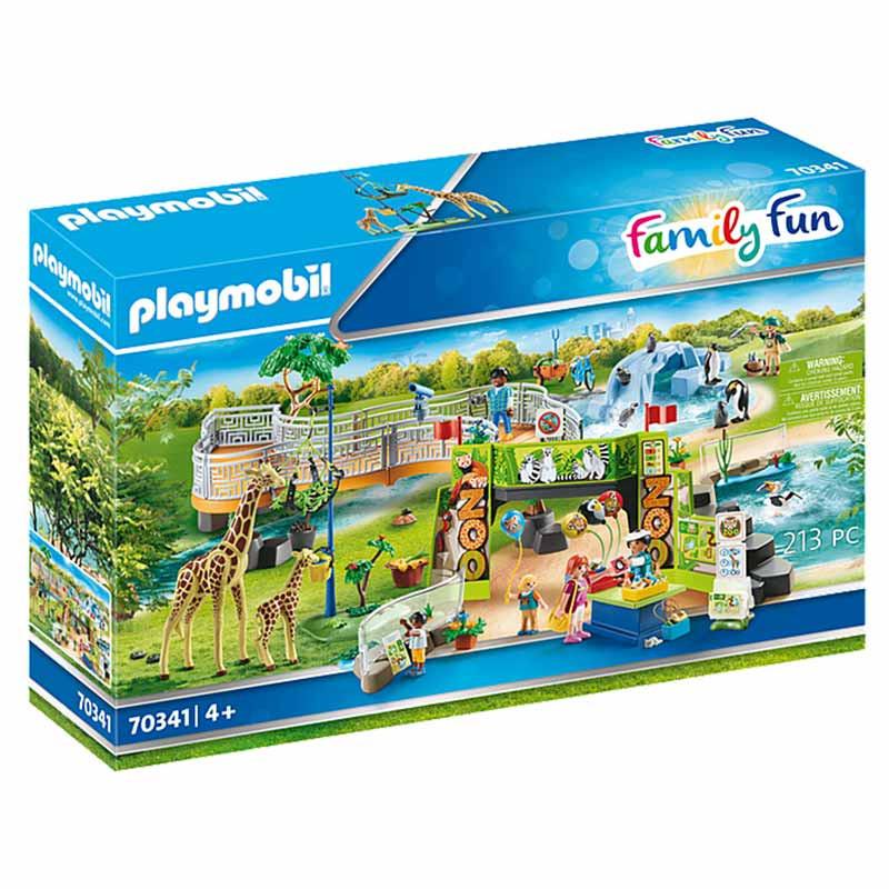 Playmobil Family Fun  Grande Zoo