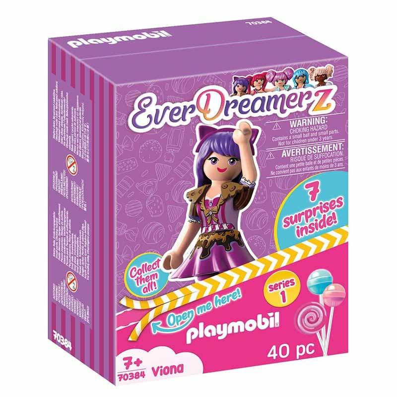 Playmobil Everdreamer Candy World - Viona