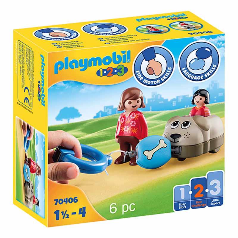 Playmobil 1.2.3 O meu cão