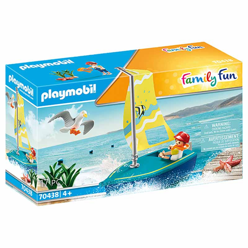 Playmobil Family Fun Veleiro