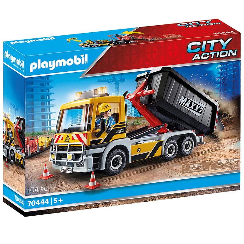 Playmobil Camião de Construção
