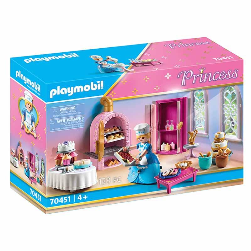Playmobil Princess Pastelaria do Castelo