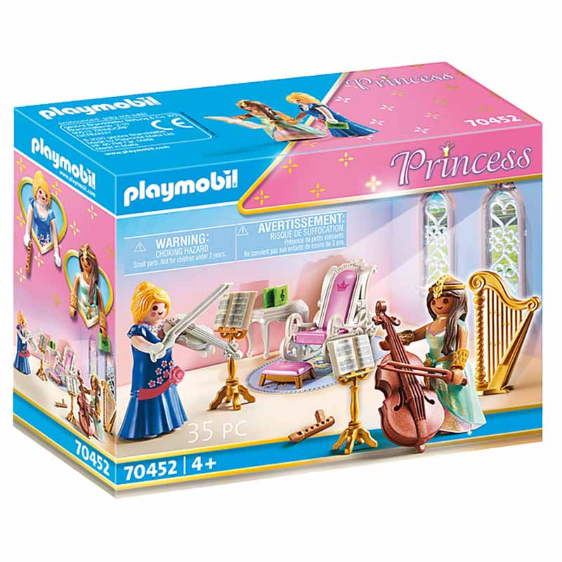 Playmobil Princess Aula de Música