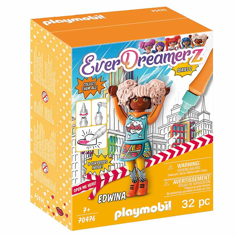 Playmobil Edwina - Comic World