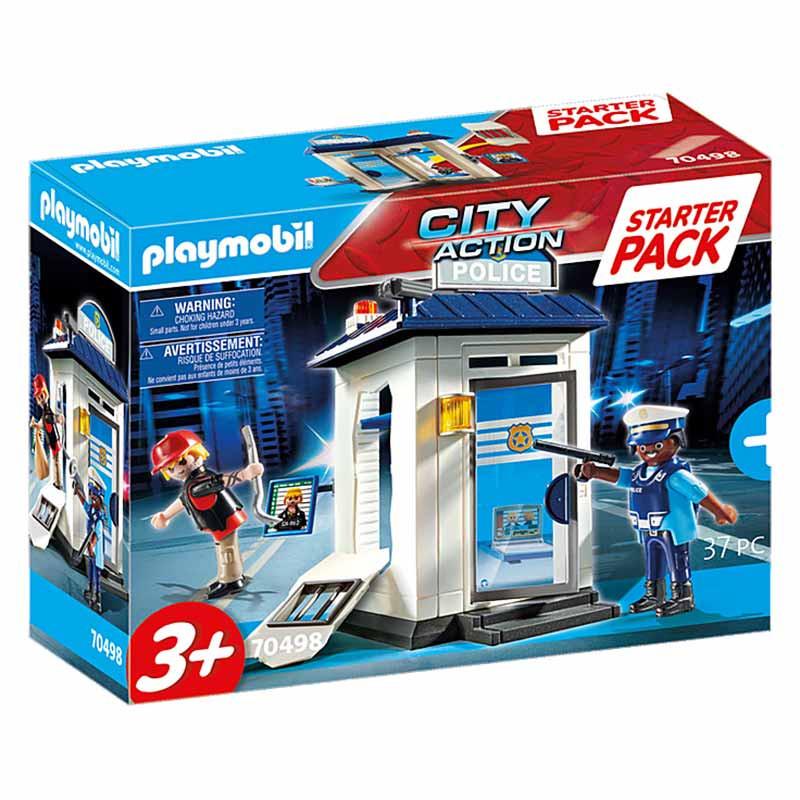 Playmobil Starter Pack Polícia