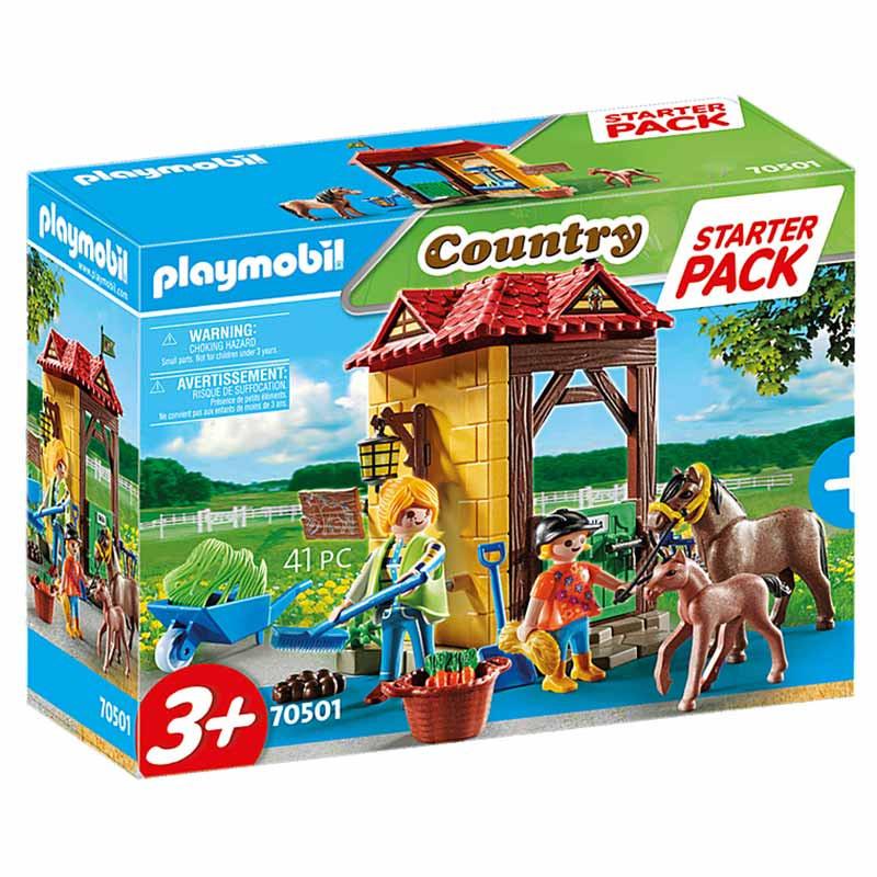 Playmobil Starter Pack Quinta de Cavalos
