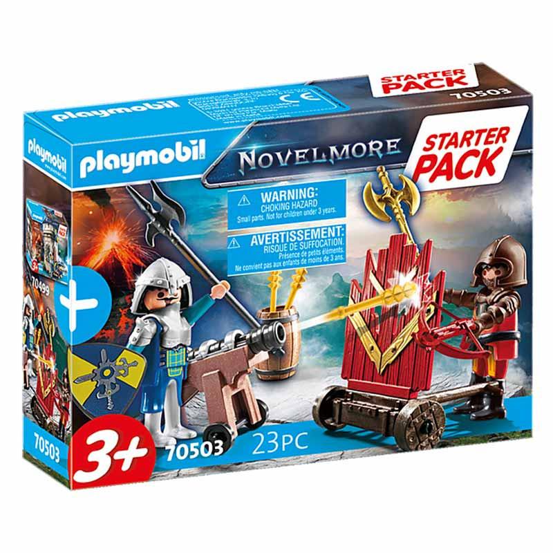 Playmobil Starter Pack Novelmore set adicional