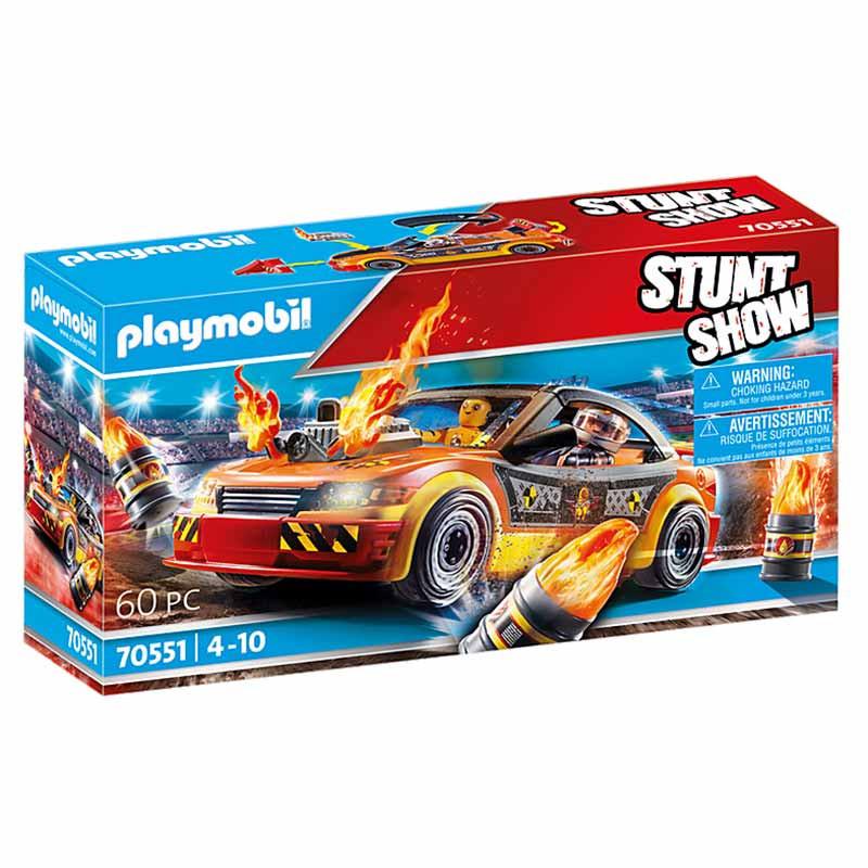 Playmobil Stuntshow Crashcar