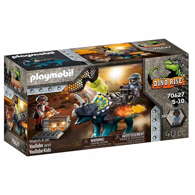 Playmobil Dinos Triceratops