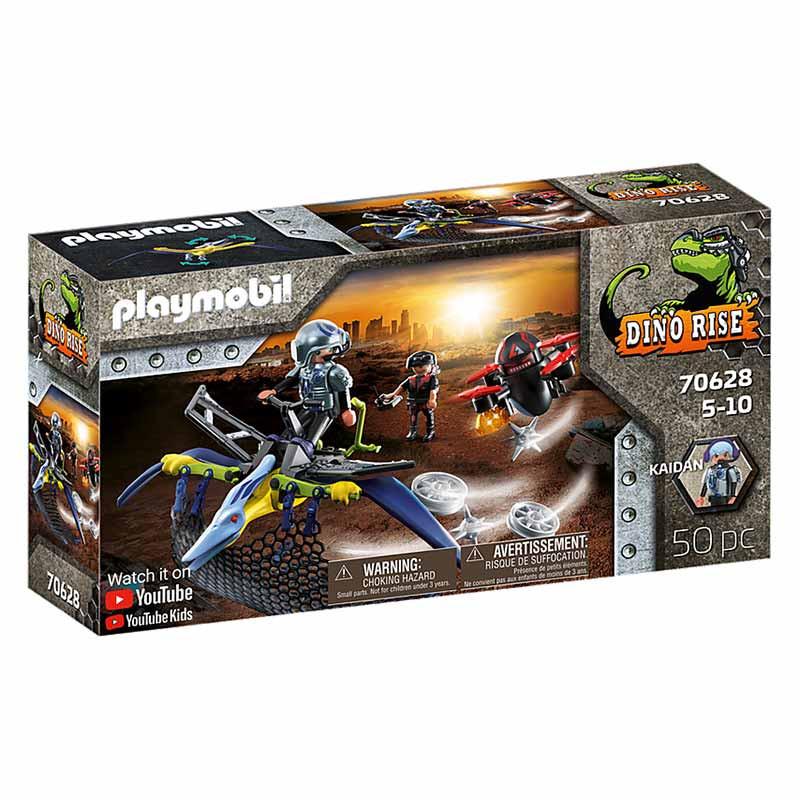 Playmobil Dinos Pteranodon: Ataque do ar