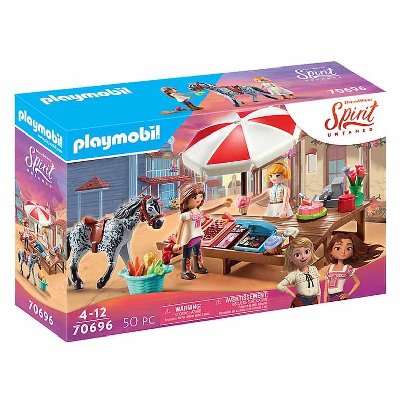 Playmobil Spirit Miradero Loja de Doces