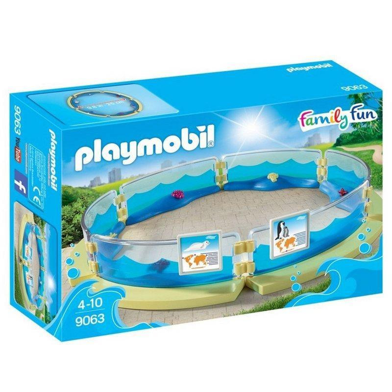 Playmobil Piscina do Aquário