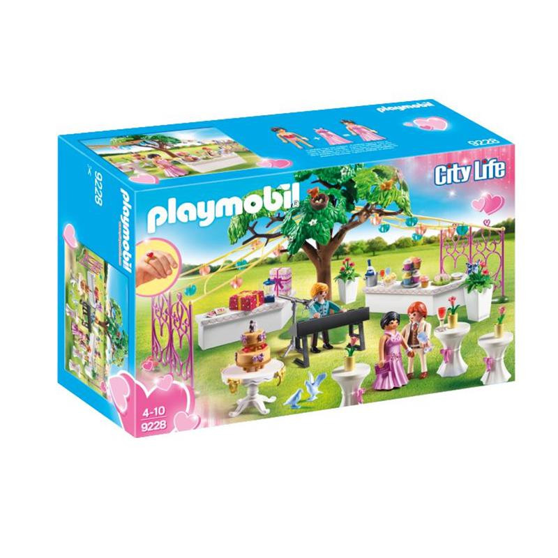 Playmobil Banquete do Casamento
