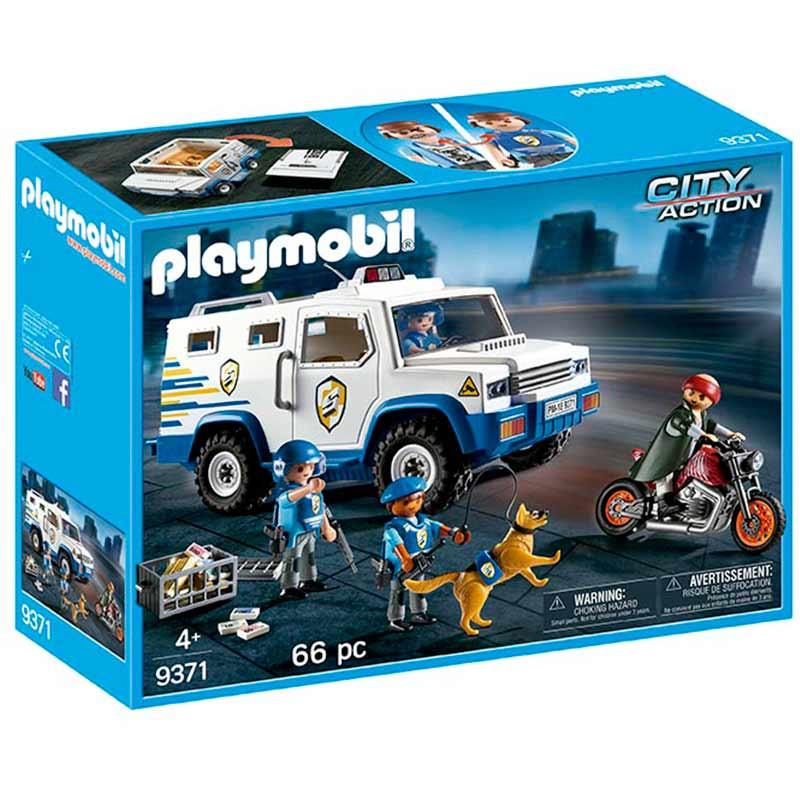 Playmobil Veículo Blindado