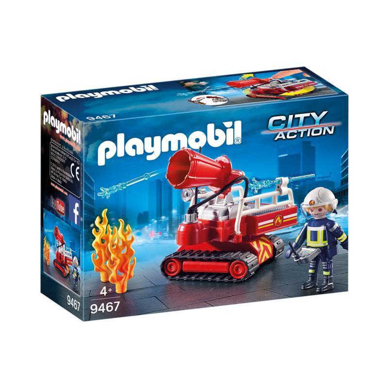 Playmobil City Action Canhão de Água