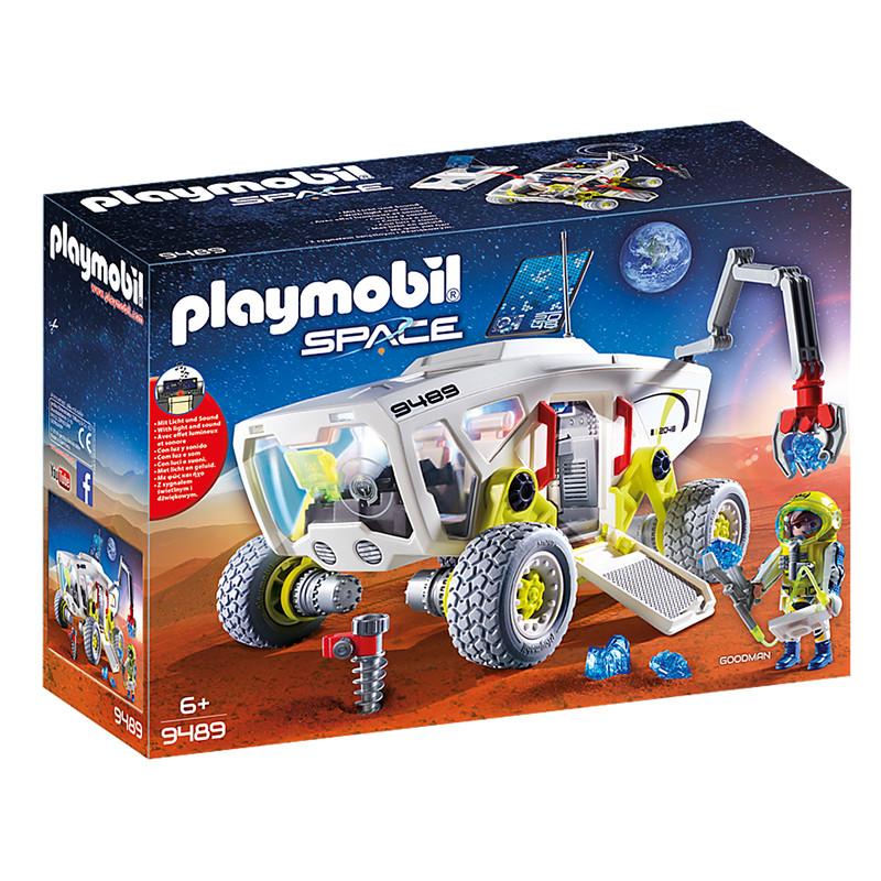 Playmobil Space veículo de reconhecimento