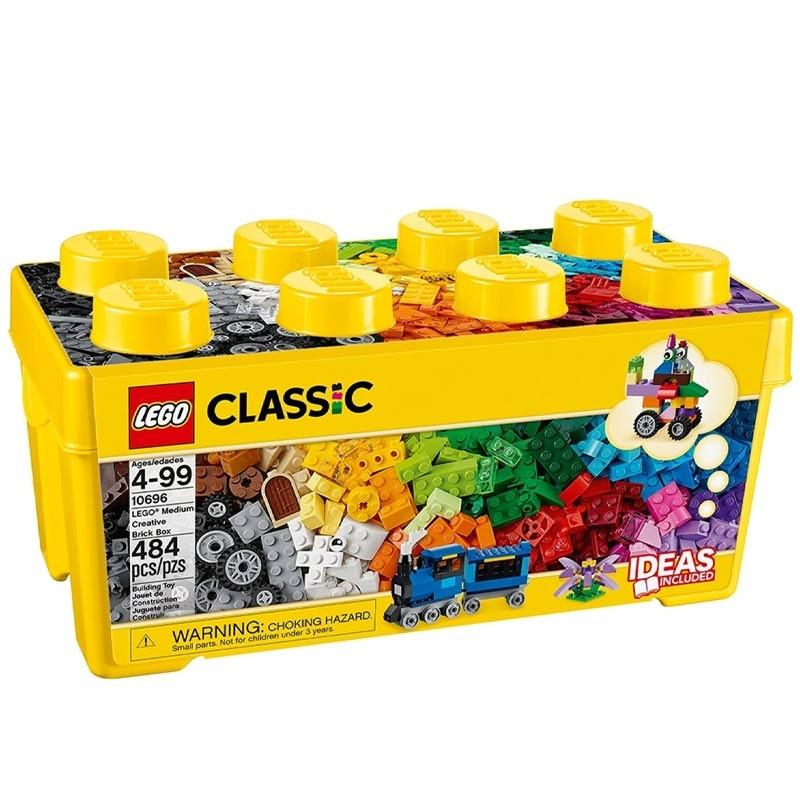 LEGO Classic Caixa media de peças criativas