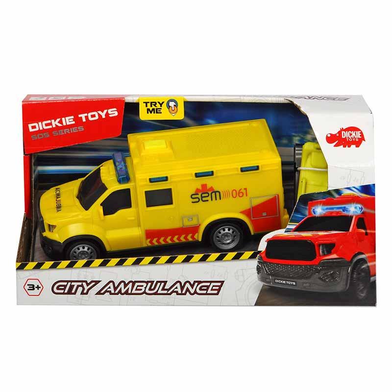 Sos Ambulância Emergências 18 Cm