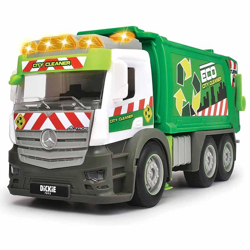Camião do lixo 26 cm