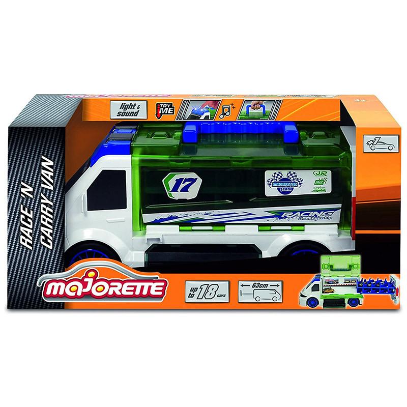 Camião Carry Van com carro