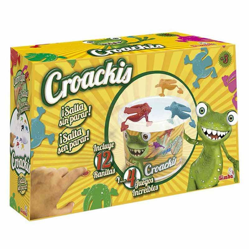 Simba Jogo Croackis