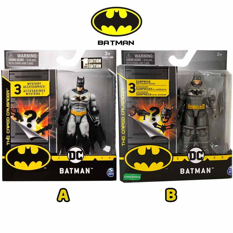 Batman figura básica Batman 10cm