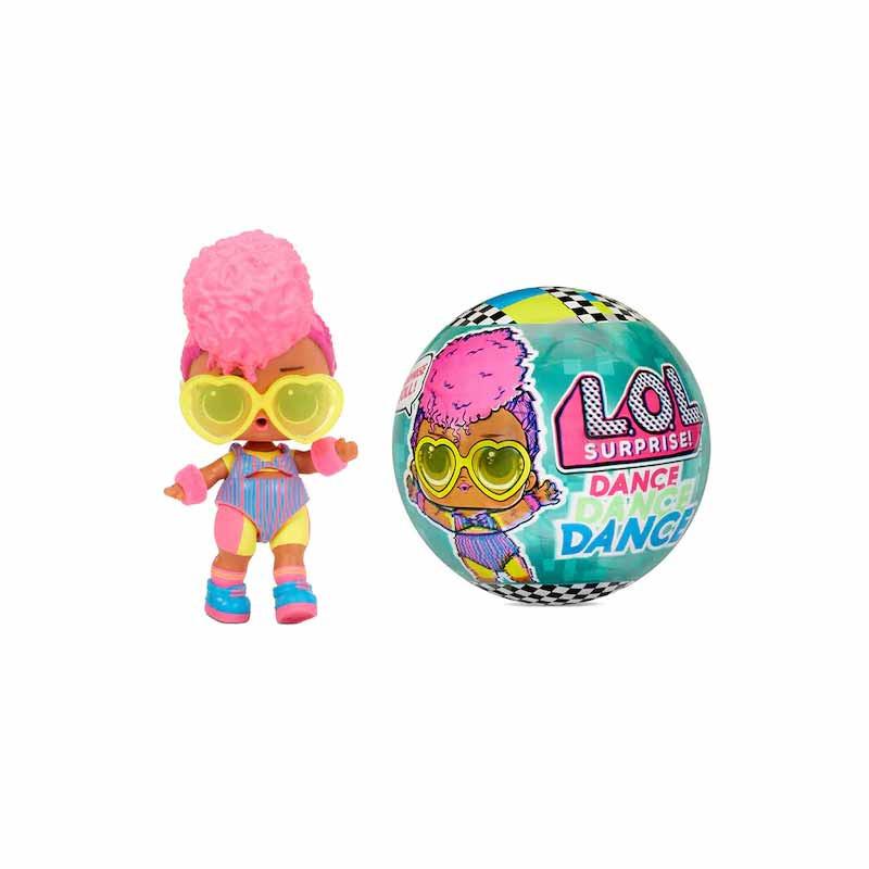 L.O.L. Surprise Dance Dolls Asst in Sidekick