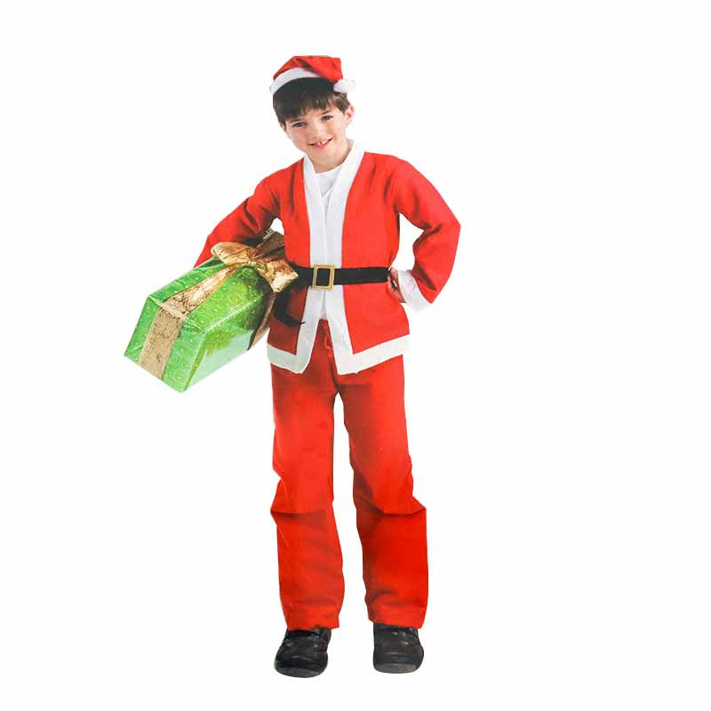 Disfarce Pai Natal inf