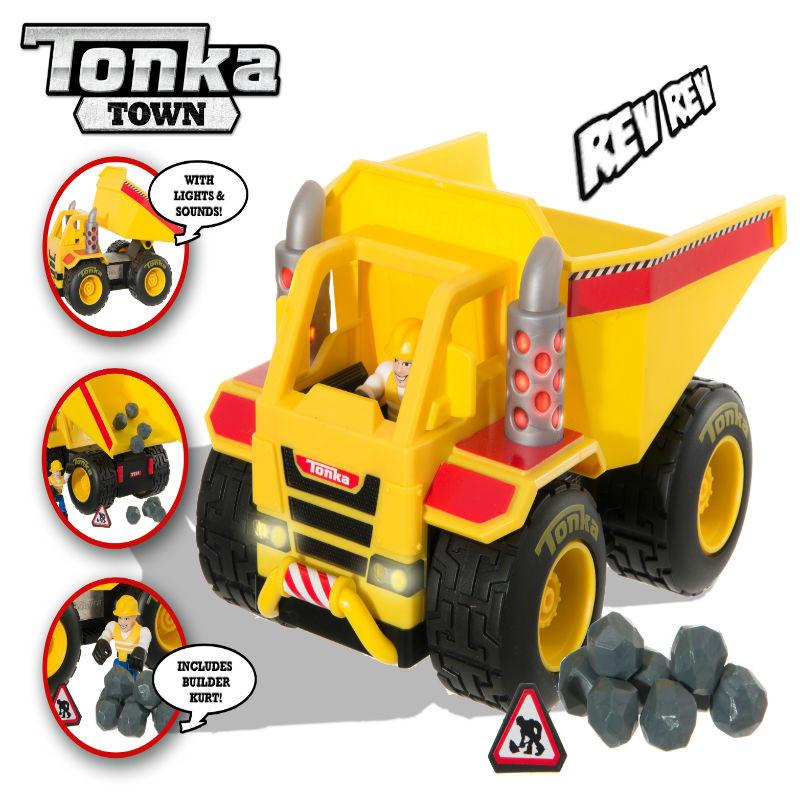 Camião de obras Tonka