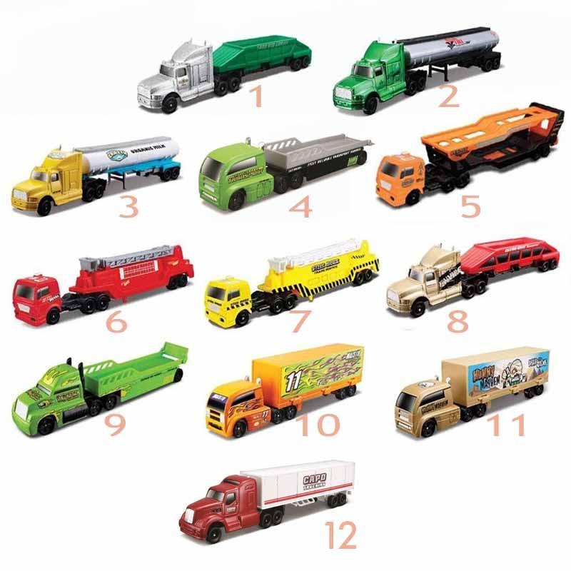 Camiões com reboque