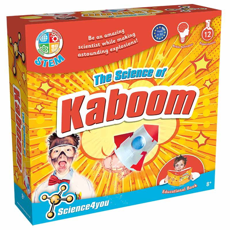 Explosiva Kaboom