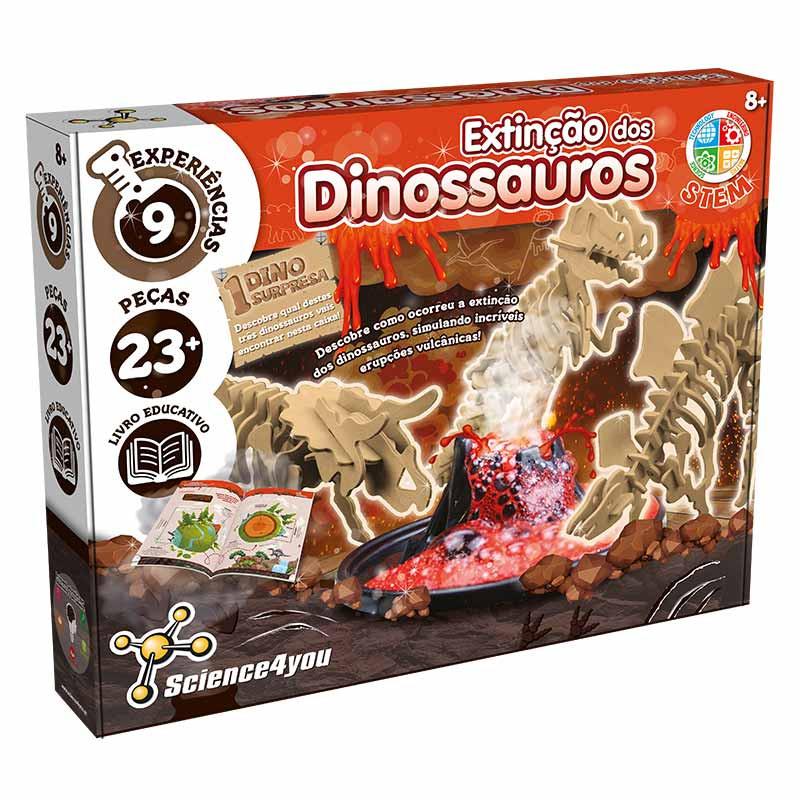 Extinção Dinossauros