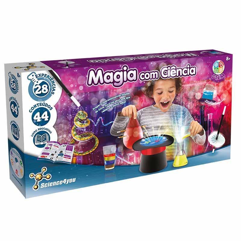 Magia com Ciência