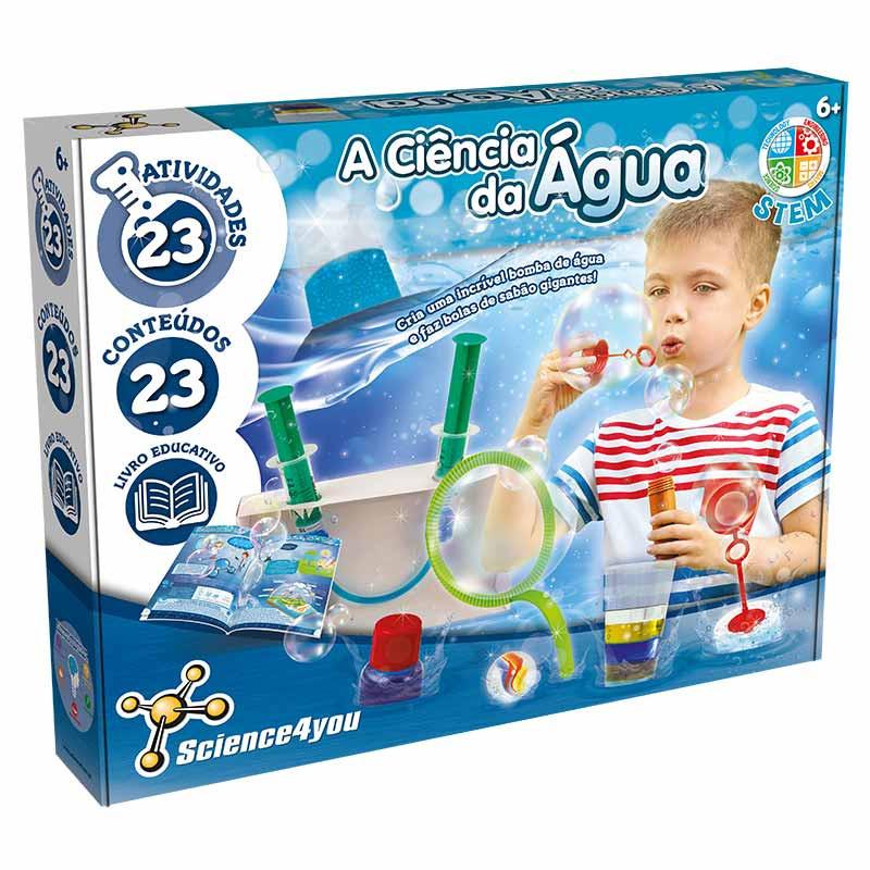 A Ciência da Agua