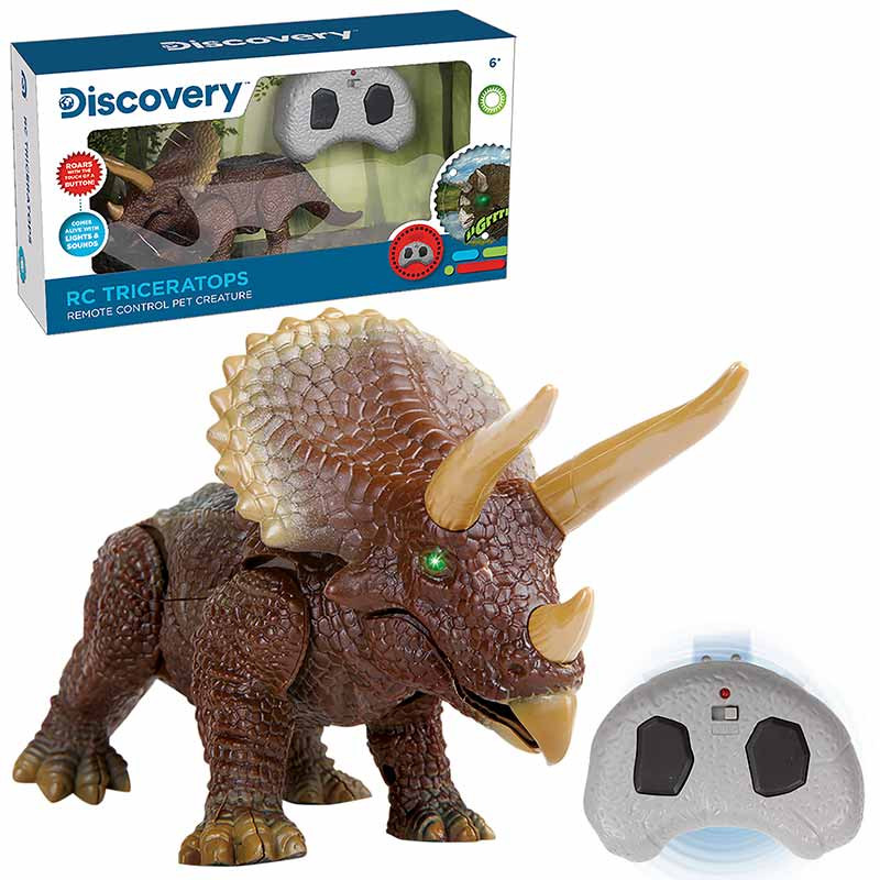 Discovery Triceratops