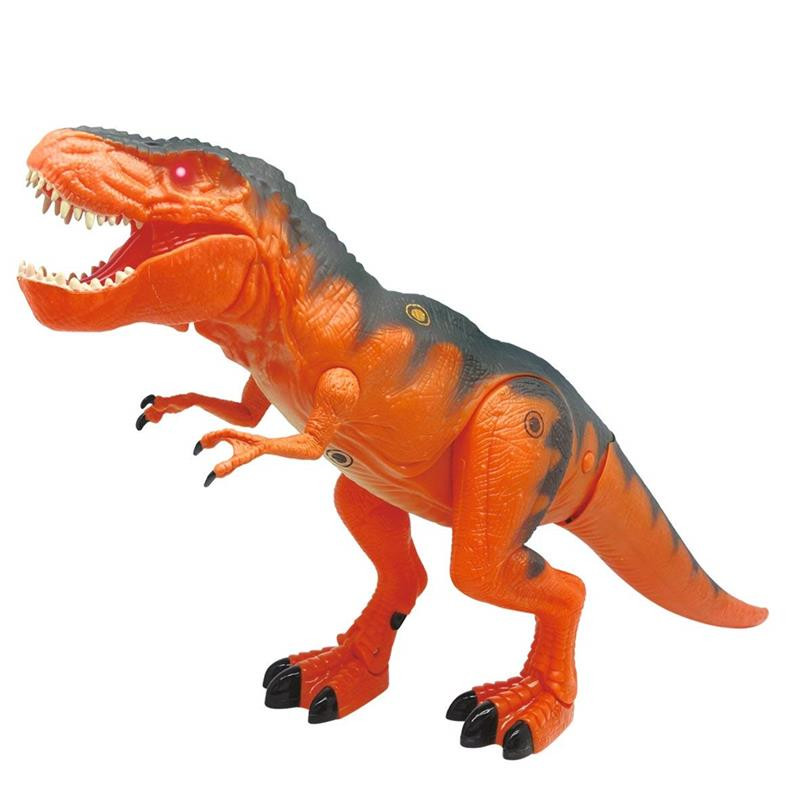Dinossauro T-Rex Tátil