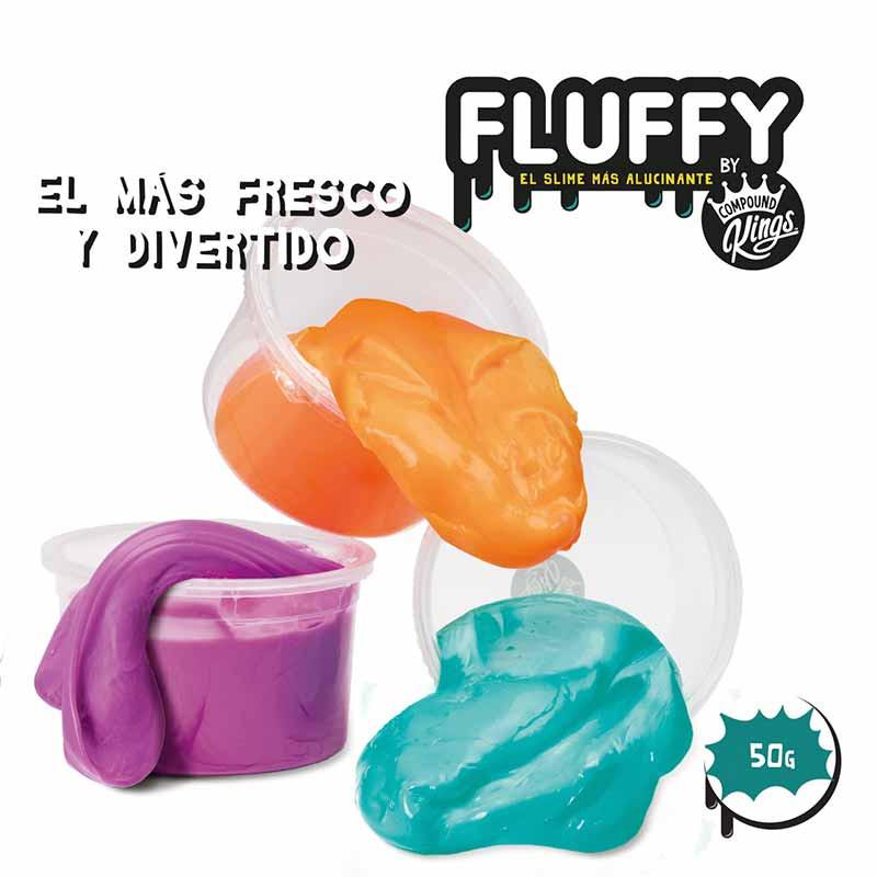 Fluffly stdo 50 gramas
