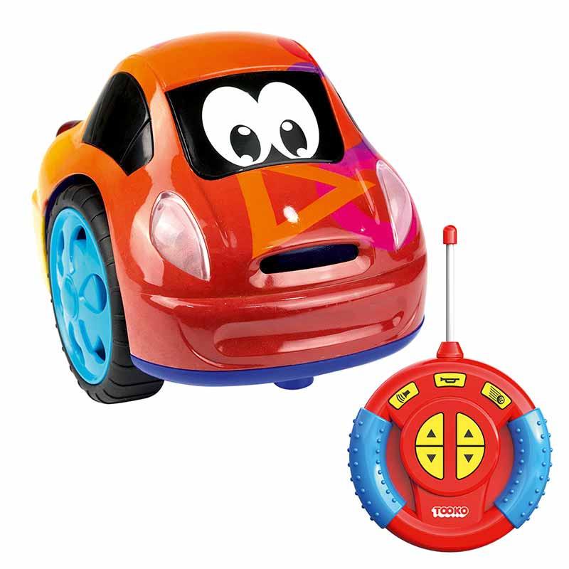 O meu primeiro carro acrobático