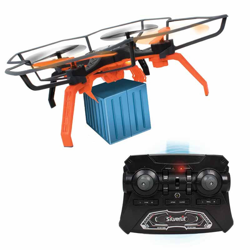 Xtrem Raiders drone Gripper