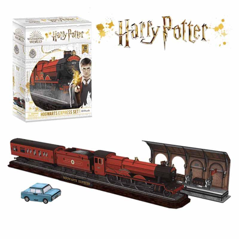 Puzzle 3D Expresso de Hogwarts™ de Harry Potter
