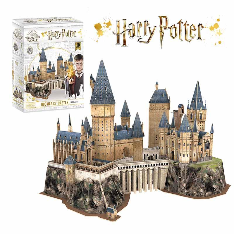 Puzzle 3D Castelo de Hogwarts™ de Harry Potter