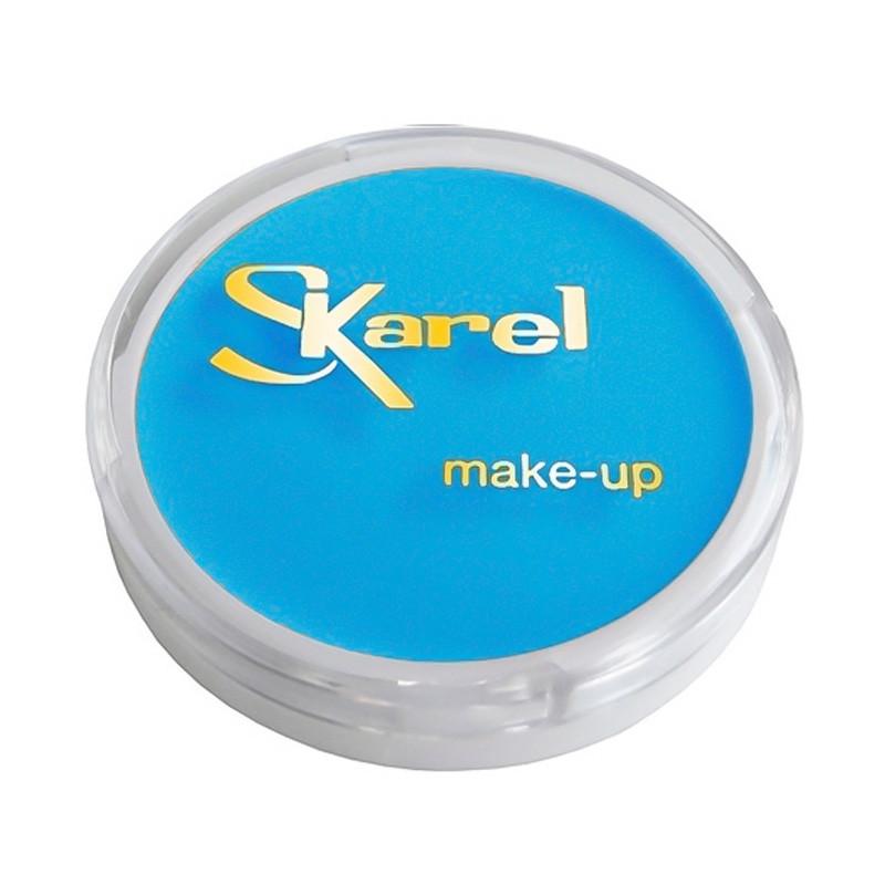 Maquilhagem facial Azul Claro