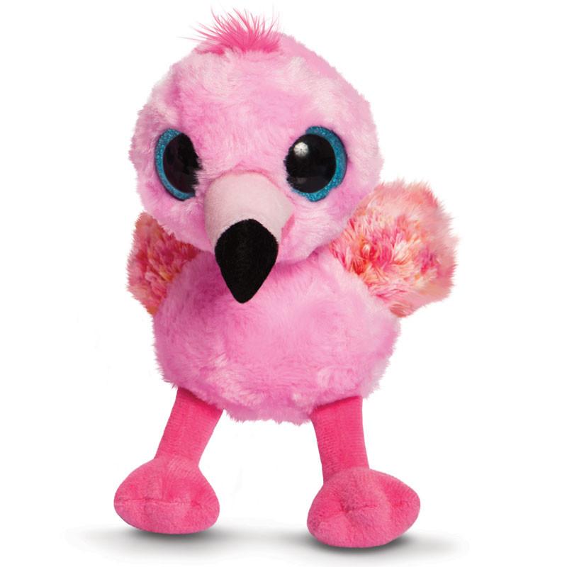 Peluche flamingo HooHoo