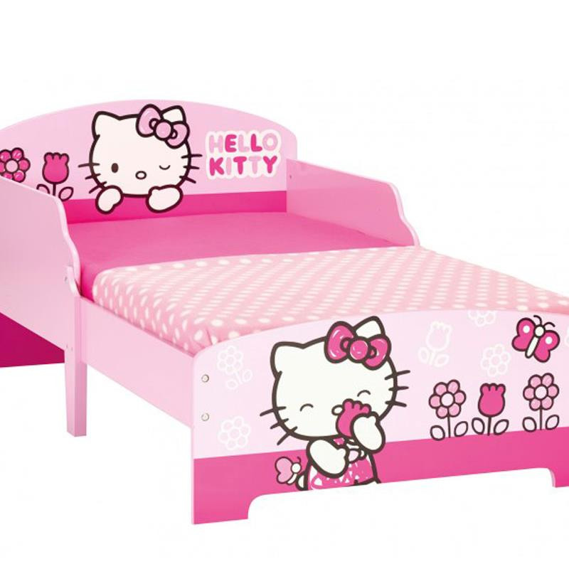 Cama infantil Hello kitty