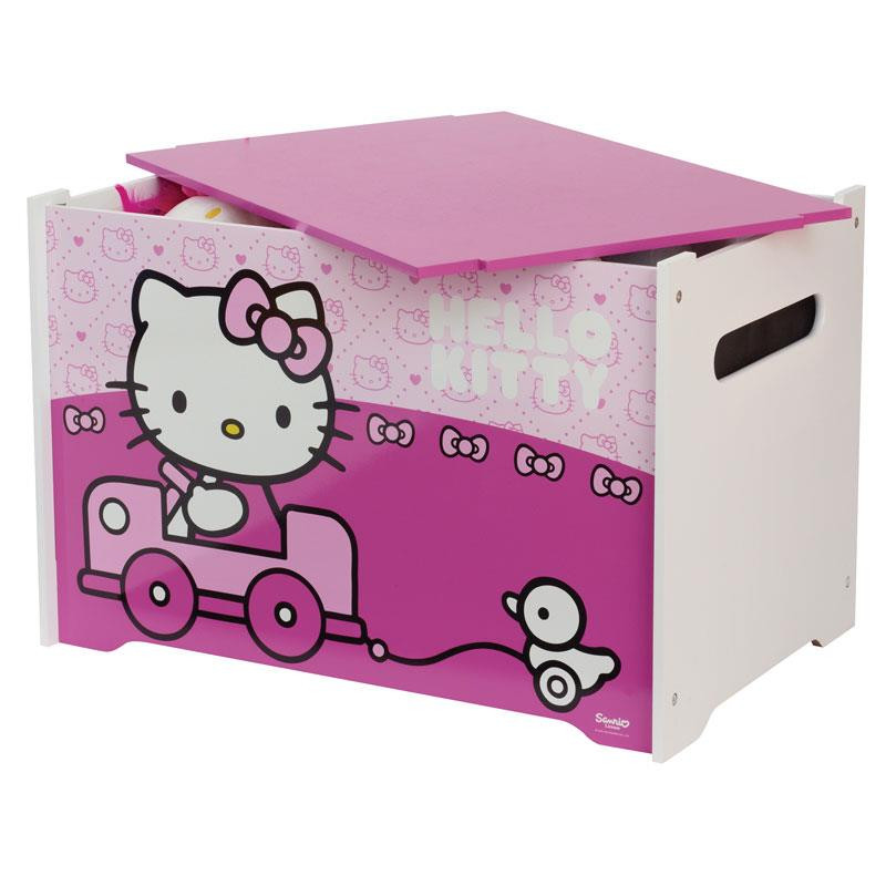 Hello Kitty baú infantil